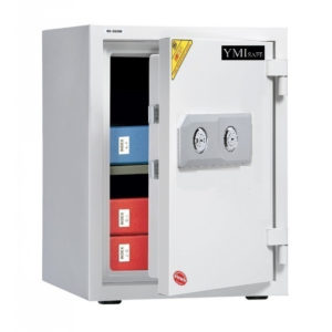YMI BS-K530W double key lock safe