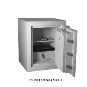ChubbSafes Fortress Safe Size 1