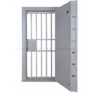Falcon Grille Gate (Stainless Steel Finish)