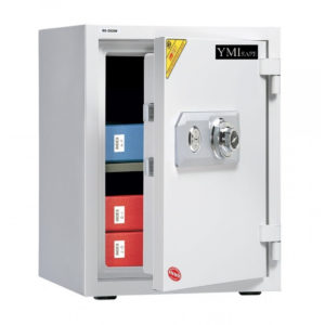 YMI BS-C530W Dial Combination Lock Safe
