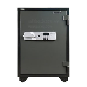 Falcon V180E Solid Safe – Black