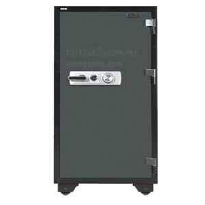Falcon V380C Solid Safe – black
